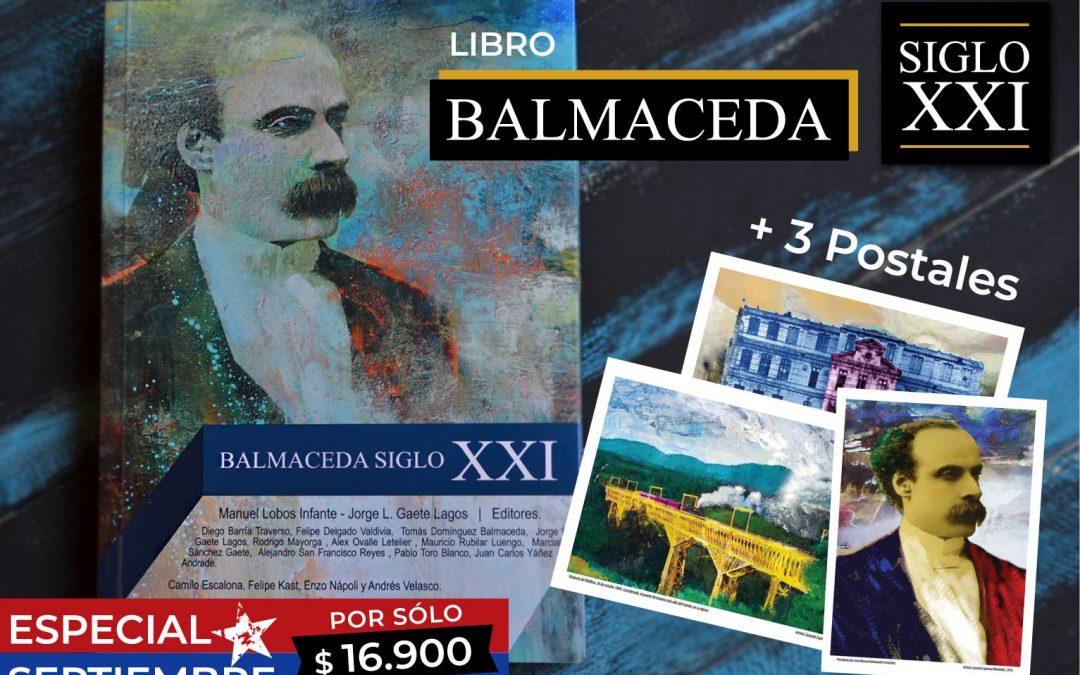 Libro Balmaceda Siglo XXI