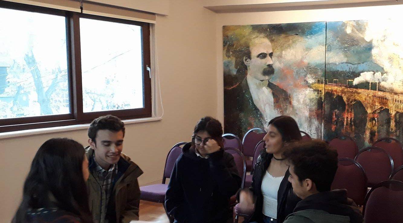 Quinta Jornada del Programa de Formación Política en Fundación Balmaceda