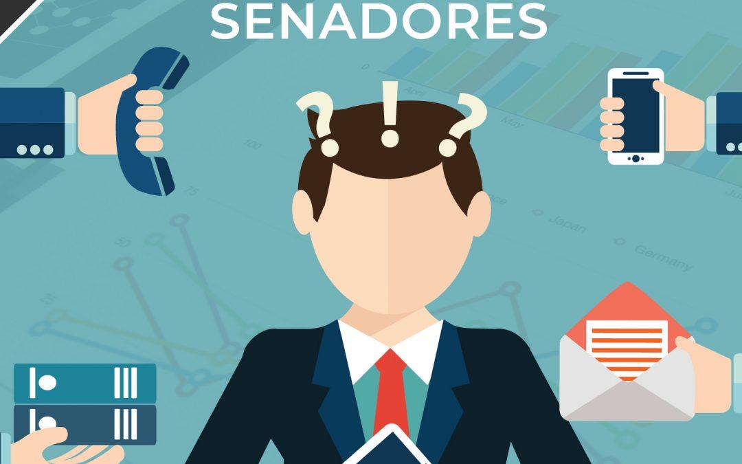 ESTUDIO: Comportamiento Diputados y Senadores