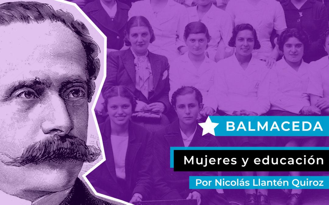 Balmaceda: las mujeres y la educación